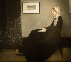 Arrangement in Grey and Black No. I (Portrait of the Artist's Mother), 1871 (Jonathan Lurie) Tags: chicago art museums institute aic museum artinstitutechicago artinstituteofchicago artinstitute artinmuseums illinois unitedstates us