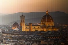 Time Slice Duomo Florence, Italy (rjsnyc2) Tags: richardsilver richardsilverphoto travelphotographer travel travelphotography timeslice timesliced night day sunset nikond850 d850 nikon europe florence italy duomo
