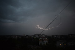 ghost (nikita_nikiforov) Tags: lightning lviv молния блискавка львів львов thunderclouds