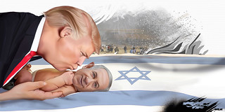 jerc-caricature-Donald-Trump-Netanyahu-balle-a-l-ambassade-st-2018-05-17