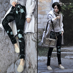 Untitled-26 (Dollfason) Tags: кукла коллекционная авторская модадлякукол радуэт mooqla raduet dolloutfit clothes for dolls fashionfordoll fashiondoll accessories
