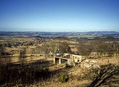 Izera Mountains, Poland. (wojszyca) Tags: fuji fujica gsw680iii 6x8 120 mediumformat fujinon 65mm gossen lunaprosbc epson v800 kodak ektachrome e100g landscape rural decay ruin mountains karkonosze village house