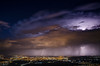 Plovdiv (Ivaylo Madzharov) Tags: storm nature landscape lightning noght cloud rain