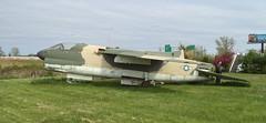 LTV A-7D Corsair II (Sentinel28a1) Tags: ltv a7 a7d corsairii 355thtfw davismonthanafb usaf fighter attack aircraft vietnamwar russellmilitarymuseum