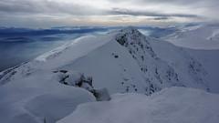Summit on the ridge (Goran Joka) Tags: summit peak top ridge winter mountaineering mountain nature outdoor šar mtšara šara brezovica serbia srbija