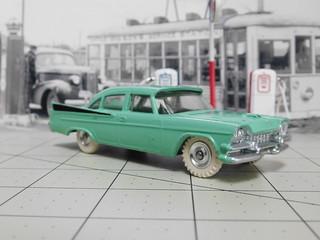 Dinky #191 Dodge (1958)