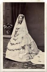 Alix (Bolimages) Tags: royalty royalhistory britishmonarchy queenalexandra cdv cartedevisite portrait princess victorianroyalty history danishroyalty denmark princessofwales