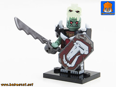 ORCS ARMY 10 (baronsat) Tags: lego collection moc mix custom minifigs minifigures citadel warhammer lotr orcs goblin game tabletop rpg miniatures dungeons add dragons