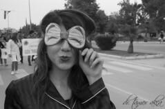 Turkish Smurfette (Tamer Akça) Tags: tamerakça turkey mersin smurfette student festival