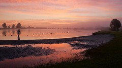 DSC_5736w (TomiFülesi) Tags: uitgeest uitgeestermeer sunrise zonsopgang morgen morning morningmist morninglory noordholland holland nederland meer lake