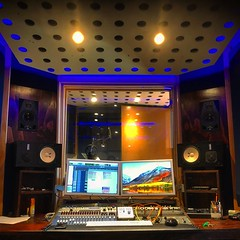 The Sound Room (Pennan_Brae) Tags: audio studiolife soundengineering soundengineer recordingsession recordingstudio musicproduction musicproducer recording musicstudio