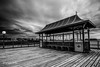 Clevedon From Pier (Luis Sousa Lobo) Tags: img8261 clevedon pier england uk black white monochrome canon 70d 1018