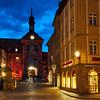 Bamberg @night (Michael Guthmann) Tags: 17mm12 penf olympus bamberg night longtimeexposure longexposure magichour blauestunde
