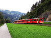 043 - 17-09-06 Angererbach ZB VT 7 (tramfan239) Tags: zillertal zillertalbahn schmalspur schmalspurbahn 760mm eisenbahn jenbach mayrhofen zb railway narrowgauge tirol austria österreich