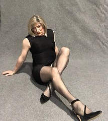 I'll just lounge around here for a moment, there's plenty of space .......... (emma_jay_park) Tags: heels emmajay emmajaypark lbd blonde xdressing xdress xdresser crossdress crossdressing crossdresser boy2girl boytogirl mtf tgirl tgurl transsexual trannies tranny transformation transvesite trans tv cd