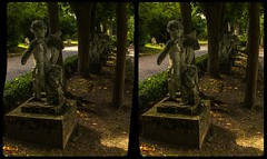 Lithified angel 3-D / CrossView / Stereoscopy / HDRaw (Stereotron) Tags: sachsenanhalt saxonyanhalt ostfalen harz mountains gebirge ostfalia hardt hart hercynia harzgau sculpture skulptur roseburg rieder quietearth eternity historism myth mystic park garden crosseye crossview xview pair freeview sidebyside sbs kreuzblick 3d 3dphoto 3dstereo 3rddimension spatial stereo stereo3d stereophoto stereophotography stereoscopic stereoscopy stereotron threedimensional stereoview stereophotomaker stereophotograph 3dpicture 3dimage twin canon eos 550d yongnuo radio transmitter remote control synchron kitlens 1855mm tonemapping hdr hdri raw