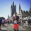 Phew - that was hot hot hot. But great run and good to do a longer race with very few ill-effects and a decent time in 25C. I even managed to fit in a little run off track, a Mo Farah-style missed water stop (without a water strop), and forget to stop my (daveoleary) Tags: phew that was hot but great run good do longer race with very few illeffects decent time 25c i even managed fit little off track mo farahstyle missed water stop without strop forget watch hey ho got beer too fun weekend greatpeacerun greatpeacerunandwalk2018 10km 10k runnersofinstagram running runningman instarun sundayrunday sunday ieper ypres belgium strava polarm430 polar runfie roadtorecovery raceday