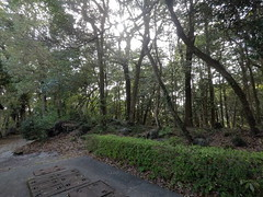 Honmaru vSW _orig_LG (Hazbones) Tags: iwakuni yamaguchi yokoyama castle kikkawa suo chugoku mori honmaru ninomaru demaru wall armor samurai spear teppo gun matchlock map ropeway
