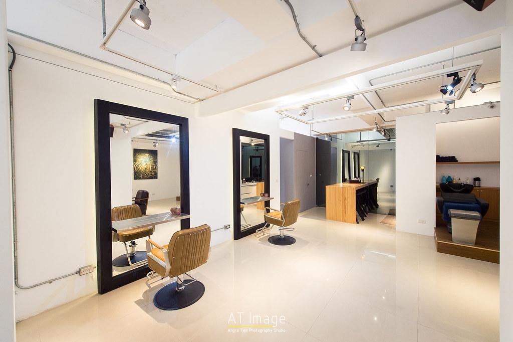 <商攝> 亞絲苓Spa+Hair Salon 室內裝潢