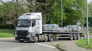 W Corbett DG67 DTX at Welshpool