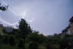 Lightning Strike (Niclas Matt) Tags: sky lightning thunerstorm landscape landscapephotography nature naturephotography lightningstrike night nightsky nightshots thunder storm rain