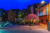 Place des Tanneries, Sion (axel274) Tags: d3400 nikon nikonpassion schweiz sion suisse switzerland valais wallis nuit night nacht