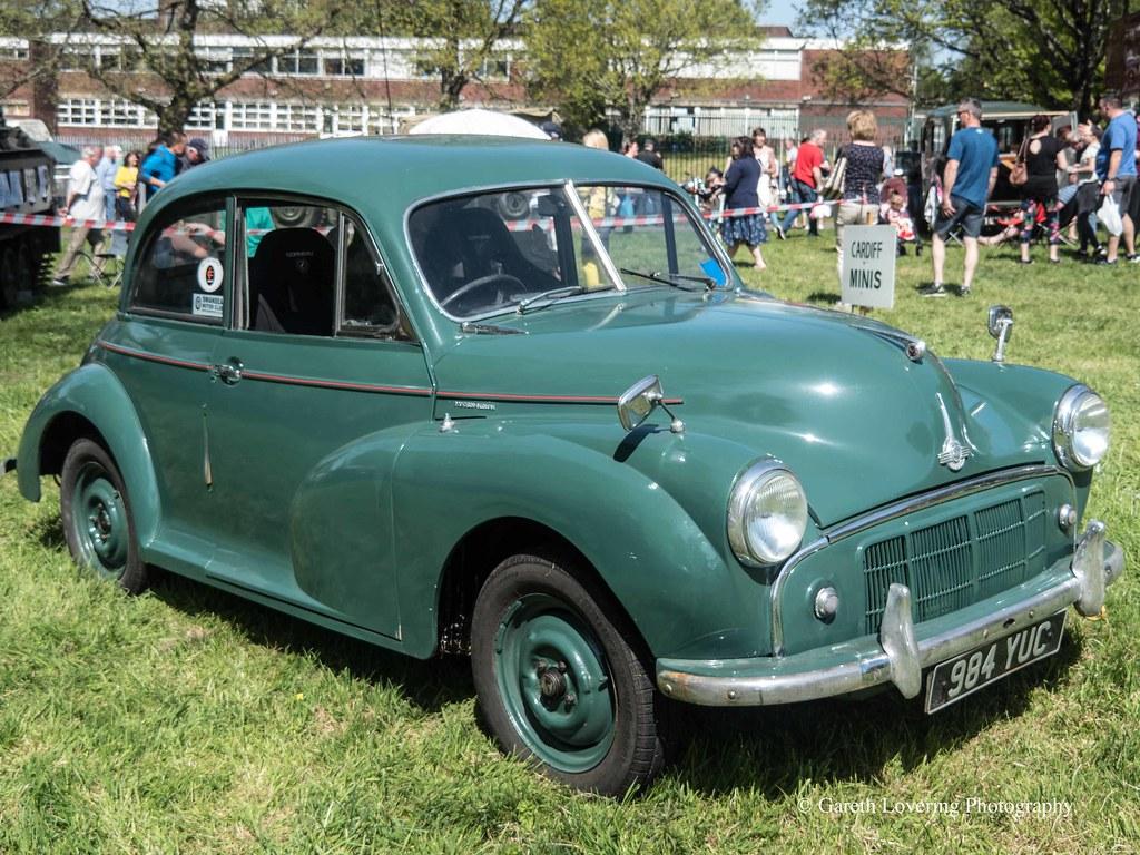 Vintage Car Show Singleton Park