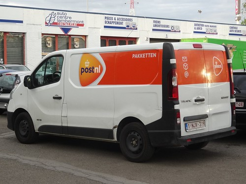 """2016 Renault Trafic """"PostNL"""""""