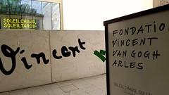 Arles - Fondation Vincent Van Gogh (larsen Detdl) Tags: france arles fondationvincentvangogh soleilchaudsoleiltardif vangogh peinture