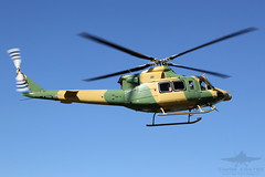 OH-5 BELL 412SP BOTSWANA DEFENCE FORCE (QFA744) Tags: oh5 bell 412sp botswana defence force