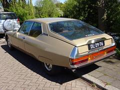 1972 Citroën SM (Skitmeister) Tags: dl2976 carsport 2018 nederland skitmeister holland netherlands
