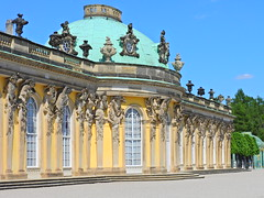 Just ring the bell (Couldn't Call It Unexpected) Tags: berlin potsdam palace prussia germany sanssouci windows doors schloss brandenburg