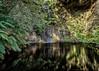 The Grotto (Eddy Summers) Tags: da15mmf4 pentaxkp pentax pentaxaustralia longexposure waterfall bluemountains bluemountainsnationalpark everglades leura landscape vibrant