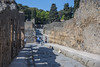 Standing at the Intersection (dcnelson1898) Tags: vacation travel pompeii italy ruins rome roman romanempire mountvesuvius history people