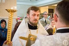 Богослужения праздника Вознесения Господня