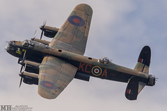 Avro Lancaster PA474 - Battle of Britain Memorial Flight (MH Motorsport/Aviation Photography) Tags: avro lancaster pa474 battle britain memorial flight raf coningsby bbmf nikon