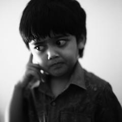Even he thinks she's mad (N A Y E E M) Tags: umar kalam son moment candid portrait naturallight noon availablelight indoors home rabiarahmanlane chittagong bangladesh sooc square cropped uma lulu