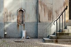Contemplative Quietude (ARTUS8) Tags: kirche minimalismus stillleben nikon28300mmf3556 nikond800 flickr treppe wand wall