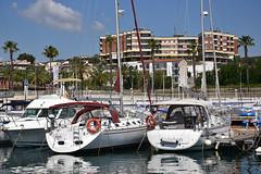 DSC_7804 El Balis (Charli 49) Tags: wasser schiffe hafen yachthafen el balis spanien nikon charli
