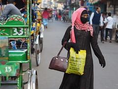 Kolkata - Street scene (sharko333) Tags: travel reise voyage asien asia indien india kolkata kalkutta street people olympus em1