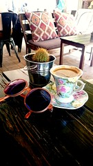 #cup #coffee #cactus #sunglass #couch #pillows #Greek coffee #sunny #flowers #vintage (Nafsika Kefala) Tags: couch pillows vintage sunny cactus coffee greek sunglass flowers cup