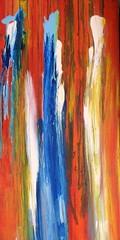 La balle maquée (Peter Wachtmeister) Tags: artinformel mysticart modernart popart artbrut phantasticart minimalart abstract abstrakt acrylicpaint surrealismus surrealism hanspeterwachtmeister