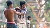 Mumbai-fb-36.jpg (Karl Becker Photography) Tags: india mumbai nikon football boy youngman shirtless sports