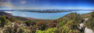 Vrana Lake Panorama