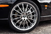 Jaguar XKR on Coventry Whitley wheels - 3 (tswalloywheels1) Tags: coventry jaguar wheels xk xkr convertible kctrends kc trends chrome silver black aftermarket wheel rim rims alloy alloys