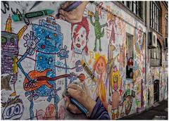 Graffiti en Melbourne (cabrera) Tags: graffiti mural streetart melbourne