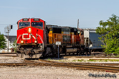 CN 2682 | GE C44-9W | CN Memphis Subdivision (M.J. Scanlon) Tags: atsf atsf236 atchisontopekasantafe bnsf bnsf236 bnsf8236 bnsfrailway business c449wcn cn2682 cnjunction cnmemphissub canadiannational canon capture cargo color commerce digital emd sd75m eos engine freight ge haul horsepower image impression landscape locomotive logistics mjscanlonphotography memphis merchandise mojo move mover moving outdoor outdoors prlx236 perspective photo photograph photographer photography picture rjy30 rail railfan railfanning railroad railroaderrailway real santafe scanlon sky super tennessee track train trains transfer transport transportation tree view wow ©mjscanlon ©mjscanlonphotography