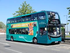Reading Buses 960 - YY15 OYB (Berkshire Bus Pics) Tags: reading buses 760 yy15oyb alexander dennis enviro 400 mmc slough greenline