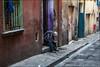 Le viel homme et l'enfant / The old man and the child (vedebe) Tags: humain people human enfant enfants rue street ville city urbain urban couleurs perpignan france