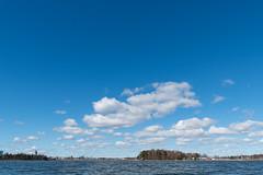 Very blue sky (JarkkoS) Tags: 2470mmf28eedafsvr bluesky boat boating d850 finland helsinki landscape lauttasaari sky espoo uusimaa fi